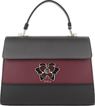 Furla Tote - Mughetto M Top Handle Bag Asfalto/Onyx/Ribes - grey - Tote for ladies