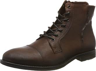 Aldo Mens Kaoreria Biker Boots, Brown (Dark Brown 201), 11 UK