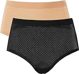 Damen Spitze pantys Hohe Taille Pants Unterwäsche Hipster Unterhose Set·Panties