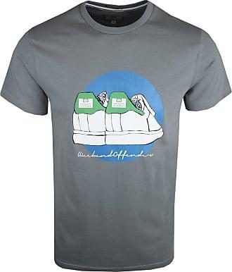 Weekend Offender Stan T Shirt, Alloy, M