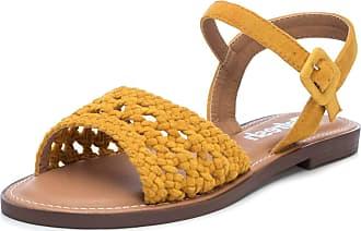 Refresh Womens Sandal REF072271 Yellow Size: 36 EU