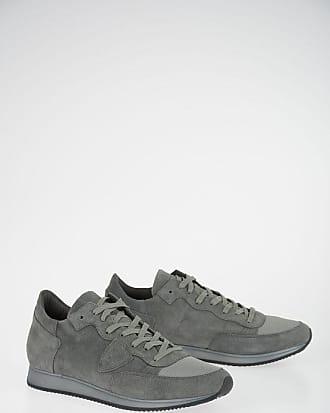 Philippe Model Suede TROPEZ Sneakers Größe 45