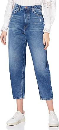 Pepe Jeans London Womens Casey Straight Jeans, Blue (000Denim 000), W26/L30 (Size: 26)