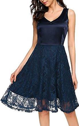 Abiball Kleider in Blau von ACEVOG® ab 7,99 € | Stylight