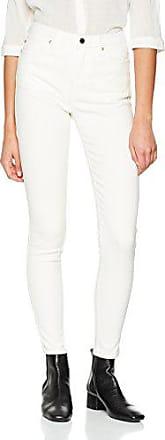 9080094e325c P Jean Slim Blanc (Blanc) 38 (Taille Fabricant