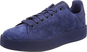 buy popular d9a5b db44c adidas Stan Smith Bold W, Chaussures de Fitness Femme, Bleu Noble Indigo 0,