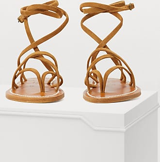 more photos c8b90 07d2a K.Jacques® Leather Sandals − Sale: up to −51% | Stylight