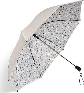 Vera Bradley Womens Inverted Umbrella, Park Stripe, One Size