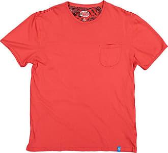 Panareha MARGARITA pocket t-shirt light red