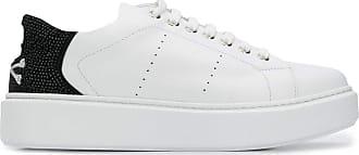 Philipp Plein Fashion Womens A19SWSC1612PLE075N02 White Sneakers | Autumn-Winter 19