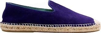 Blue Bird Espadrille Orixás de Camurça Azul - Mulher - 34 BR