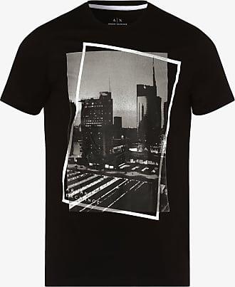 A|X Armani Exchange Herren T-Shirt schwarz