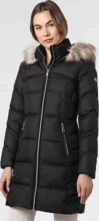 Calvin Klein Damen Daunenmantel schwarz