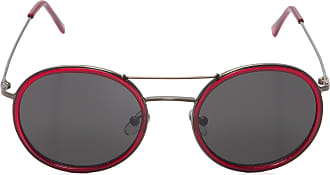 HELENA BORDON óculos Beta - Vermelho