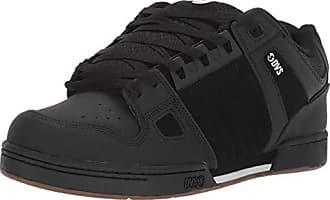047c1c60b05d DVS Mens Celsius Skate Shoe Black ha Leather 14 Medium US