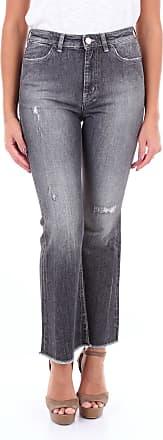 Pantaloni Torino Boyfriend Grigio scuro