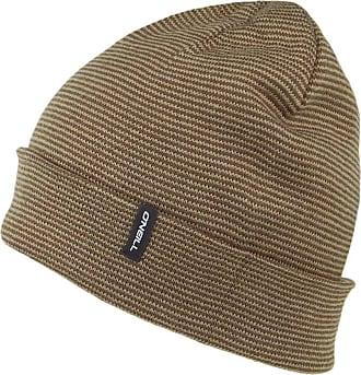 O'Neill Hats All Year Stripe Beanie Hat - Moss 1-Size
