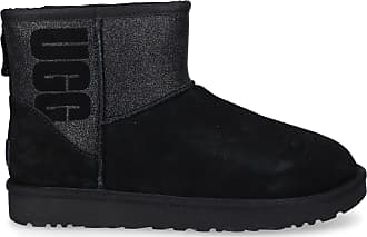 UGG Ankle Boots Black CLASSIC MINI