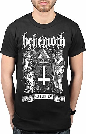 AWDIP Official Behemoth Satanist T-Shirt Black