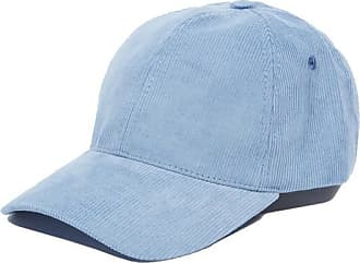 Universal Works 6 Panel Cap In Sky Blue Chapman Cord - one size