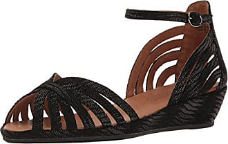 5941c3d4dc28 Gentle Souls by Kenneth Cole Womens Leah Wedge Sandal