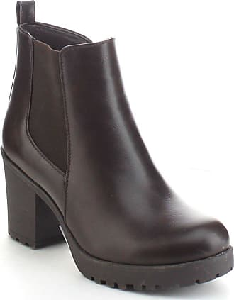 Refresh womens Club-1 Boots Brown Size: 6.5 UK