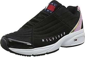 Tommy Hilfiger Damen Metallic Light Weight Sneaker