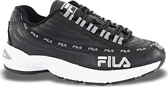 Fila Ray Tracer Trainers White Size: 10 UK