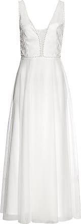 b1f03fd66434 BODYFLIRT boutique Dam Aftonklänning i vit utan ärm - BODYFLIRT boutique