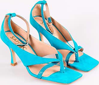 Sahoco Mid heel sandal with straps