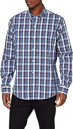Izod On End with Details BD Shirt Camicia Casual Uomo