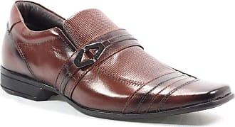 Rafarillo Sapato Masculino Social Marrom Rafarillo 41