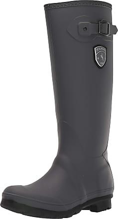 kamik Jennifer, Womens Rubber Boots, Grau (cha charcoal), 7 UK (40 EU)