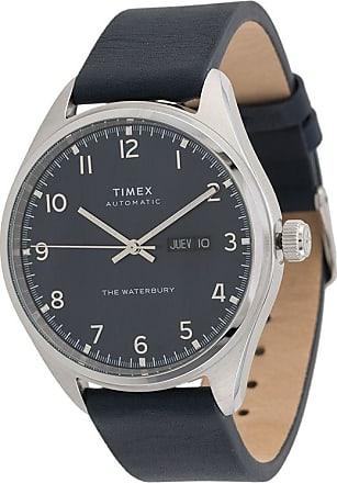 Timex Relógio Waterbury Automatic 42mm - Prateado