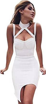 sports shoes 0e17f 07564 Cocktailkleider in Weiß: Shoppe jetzt bis zu −80% | Stylight