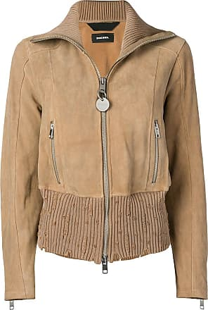 Diesel L-Lys-A zipped jacket - 76N