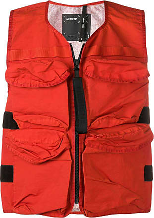 Nemen Guard vest sleeveless jacket - Orange