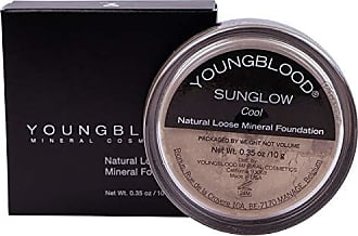 Youngblood Mineral Cosmetics Natural Loose Mineral Foundation - 0.35 Oz, Color Sunglow