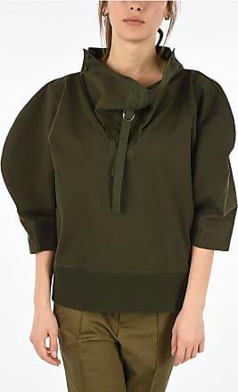 Bottega Veneta turtle neck PIECE DYED sweateshirt size 40