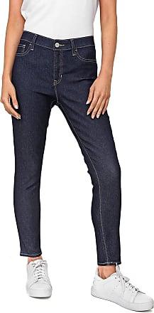 GAP Calça Jeans GAP Skinny Pespontos Azul-Marinho
