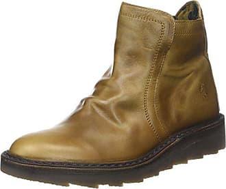 15a3068f9e7459 FLY London Damen Adit951fly Desert Boots Braun (Camel) 40 EU