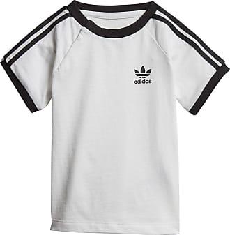 buy popular 0b101 df409 adidas T-SHIRT 3-STRIPES BABY