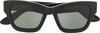 Han Kjobenhavn Armação de óculos quadrada - Preto