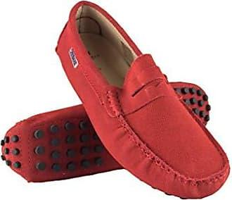 Paul Green Damen Slipper Halbschuhe Schlupfschuhe aus Lackleder Schuhe bordeaux