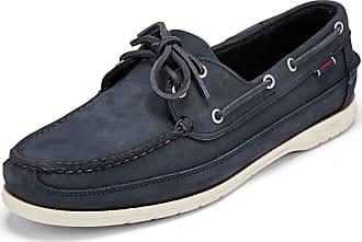 Sebago MAPPLE Mens Deck Shoe Cognac//Navy 43.5