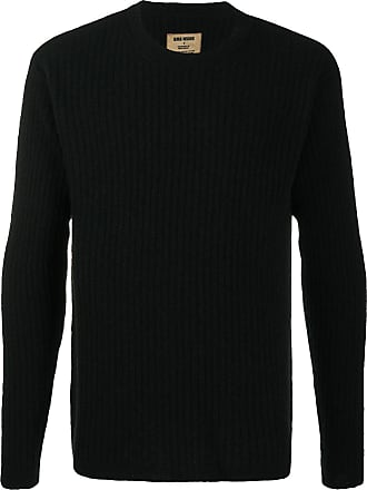 Uma Wang round neck jumper - Black