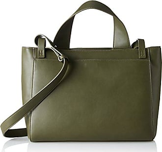 0a120b898b French Connection Clean Minimalism Rosalyn Bag, Sacs bandoulière femme,  Mehrfarbig (Dsty Olive/