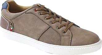 Duke London Mens Duke Shoes KSVERMONTZ Brown UK 13