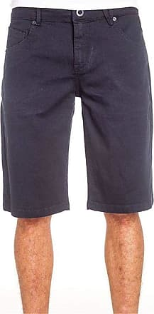 Volcom Bermuda Volcom Jeans Navy Vorta Azul Marinho