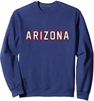 Venley Arizona Wildcats U of A NCAA Womens Sweatshirt ua-30